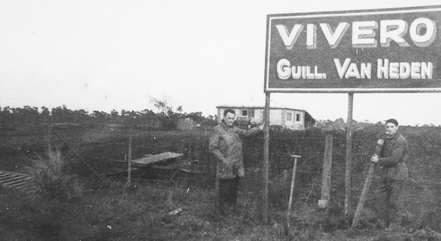 Historia Van Heden